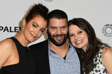"""Guillermo Diaz Katie Lowes The Paley Center For Media's 32nd Annual PALEYFEST LA - """"Scandal"""" - Arrivals"""