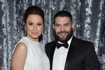 Guillermo Diaz Katie Lowes Yahoo News/ABC News White House Correspondents' Dinner Pre-Party