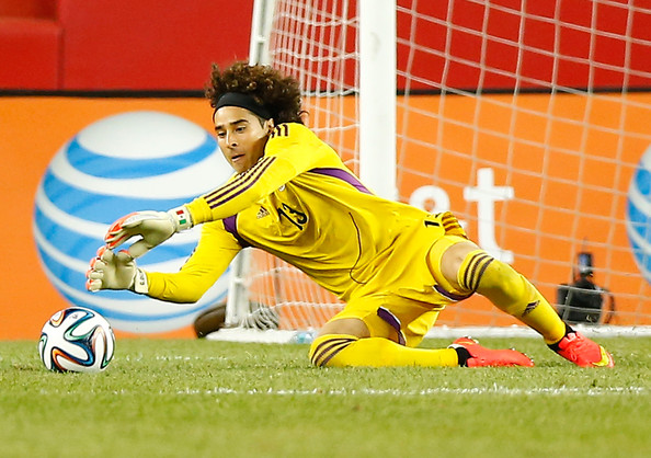 Guillermo ochoa photos photos portugal v mexico zimbio - Guillermo ochoa wallpaper ...