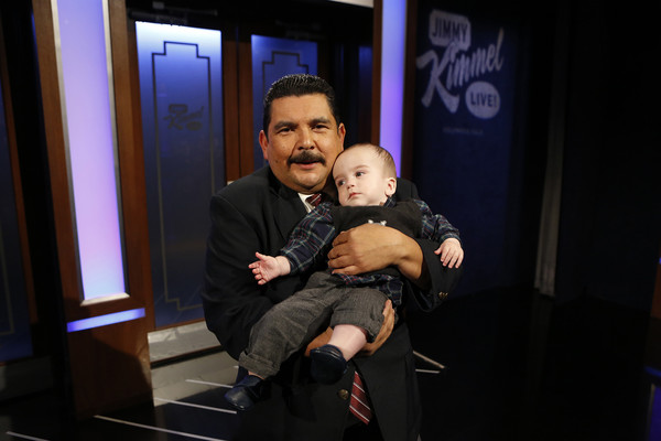 """ABC's """"Jimmy Kimmel Live"""" - Season 15 [jimmy kimmel live,season,acts,yellow,fun,event,child,performance,guests,comedians,lineup,human interest subjects,comedy bits,abc,weeknight]"""