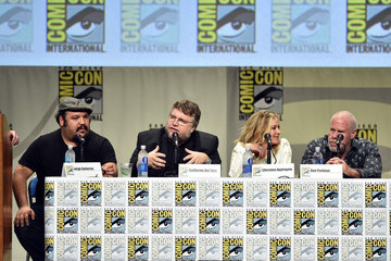 Guillermo del Toro 20th Century Fox Presentation - Comic-Con International 2014