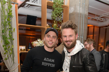 Gus Kenworthy Ketel One Vodka And Portal A Celebrate A Successful Second Season Of Break The Ice With Adam Rippon And Marvelous Guests