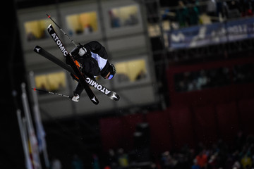 Gus Kenworthy FIS World Freestyle Ski Championships - Men's and Women's Halfpipe
