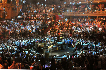 Guy Berryman Coldplay Performs at the Royal Albert Hall