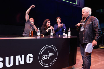 Guy Fieri Food Network & Cooking Channel New York City Wine & Food Festival Presented by Coca-Cola