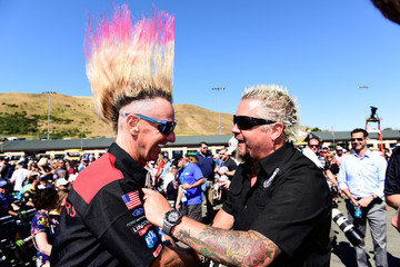 Guy Fieri Monster Energy NASCAR Cup Series Toyota/Save Mart 350