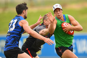 Guy McKenna Essendon Bombers Training Session
