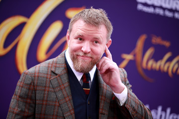 Guy Ritchie Premiere Of Disney's 'Aladdin' - Arrivals