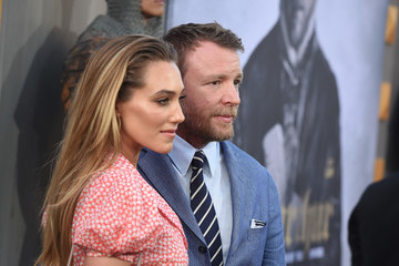 Guy Ritchie Premiere of Warner Bros. Pictures' 'King Arthur: Legend of the Sword' - Red Carpet