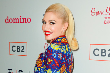 Gwen Stefani Domino x Fred Segal And CB2 Pop Up With Gwen Stefani - Arrivals