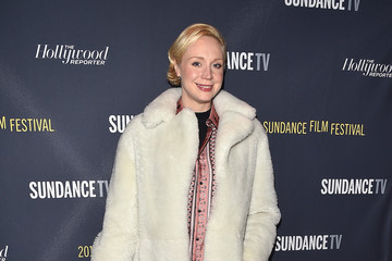Gwendoline Christie The Hollywood Reporter And Sundance TV 2017 Sundance Film Festival Official Kickoff Party - Arrivals - Park City 2017