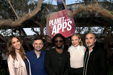 Gwyneth Paltrow Apple Music's Planet of the Apps Party