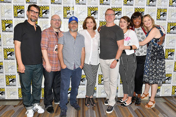 H. Jon Benjamin Comic-Con International 2017 - FX's 'Archer' Press Line