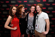 Rose Leslie and Michelle Fairley Photos Photo
