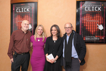 "Marc Weiss HBO Documentary Screening Of ""When Strangers Click"""