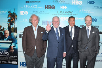 "Douglas McGrath HBO Documentary Screening Of ""His Way"""