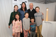 Neal McDonough and guests attend HBO LUXURY LOUNGE Presented By Obliphica Professional - Day 2 on January 5, 2019 in Beverly Hills, California.