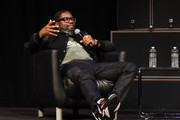 Lil Rel Howery speaks onstage during HBO's Lil Rel Comedy Special Screening, Panel and Reception at NeueHouse Hollywood on November 21, 2019 in Los Angeles, California.