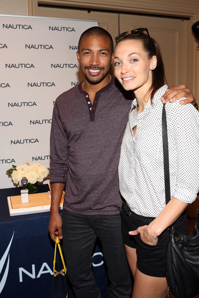 Charles Michael Davis Photos Photos Hbo Luxury Lounge