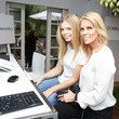 Cheryl Hines and Catherine Rose Young Photos