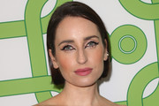 Zoe Lister-Jones attends HBO's Official Golden Globe Awards After Party at Circa 55 Restaurant on January 6, 2019 in Los Angeles, California.