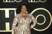 Jill Scott attends HBO's Post Emmy Awards Reception at The Plaza at the Pacific Design Center on September 17, 2018 in Los Angeles, California.