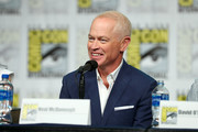 Neal McDonough attends HISTORY's Project Blue Book SDCC Panel 2019 at Hilton San Diego Bayfront Hotel on July 20, 2019 in San Diego, California.