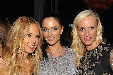 Keren Craig HP At Marchesa Spring 2012 Fashion Show - After Party