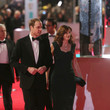 HRH The Duke Of Cambridge EE British Academy Film Awards 2014 - Red Carpet Arrivals