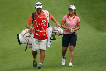 Michael Seaborn HSBC Women's Champions - Day One