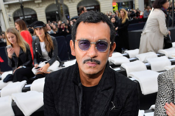 Haider Ackermann Le Defile L'Oreal Paris Front Row - Paris Fashion Week Womenswear Spring/Summer 2018