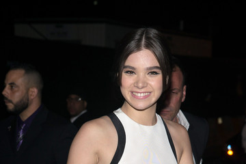 Hailee Steinfeld Celebs at the Met Gala Afterparty