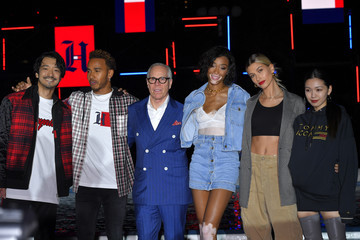 Hailey Baldwin Tommy Hilfiger Presents 'Tokyo Icons' - Photocall
