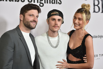 "Hailey Bieber Premiere Of YouTube Originals' ""Justin Bieber: Seasons"" - Red Carpet"