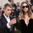 Hailey Bieber The 2021 Met Gala Celebrating In America: A Lexicon Of Fashion - Arrivals