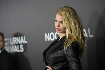 Hailey Clauson New York Premiere of Tom Ford's 'Nocturnal Animals'