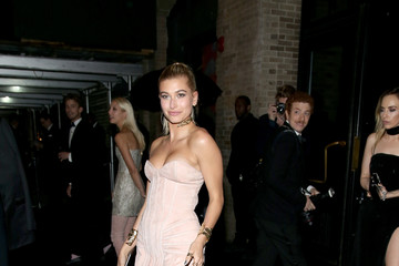Hailey Rhode Baldwin 'Manus x Machina: Fashion in an Age of Technology' Costume Institute Gala - After Parties