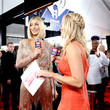 Hailey Rhode Baldwin 2018 iHeartRadio Music Awards  - Press Room