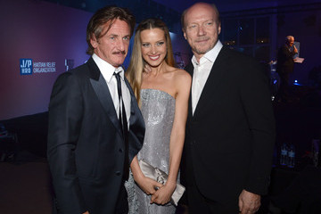 Sean Penn Paul Haggis Haiti Carnival in Cannes Benefitting J/P HRO, Artists for Peace and Justice & Happy Hearts Fund Presented By Armani