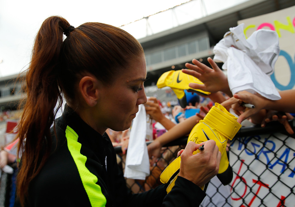 Hayti (MO) United States  City pictures : Hope Solo Pictures Haiti v United States