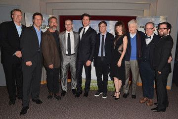 """Hal Holbrook Premiere of Focus Features' """"Promised Land"""" - Red Carpet"""