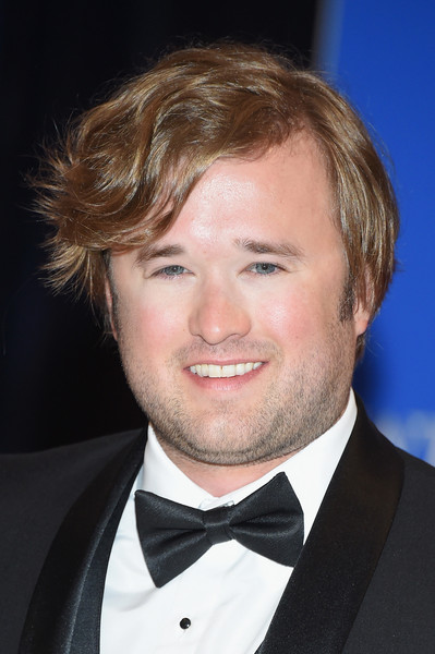 101st Annual White House Correspondents' Association Dinner - Inside Arrivals (Haley Joel Osment)