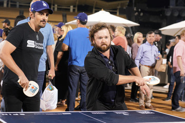 Haley Joel Osment Clayton Kershaw's 7th Annual Ping Pong 4 Purpose