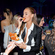 Haley Kalil Popeyes Nuggets Activation At Sports Illustrated Swimsuit Party