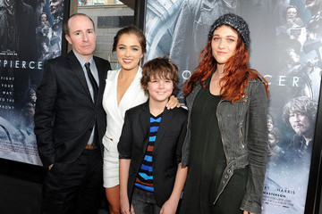 Haley Lu Richardson 'Snowpiercer' Premiere in LA — Part 2