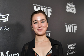 Haley Lu Richardson 13th Annual Women In Film Female Oscar Nominees Party presented by Max Mara, Stella Artois, Cadillac, and Tequila Don Julio, with additional support from Vero Water - Red Carpet
