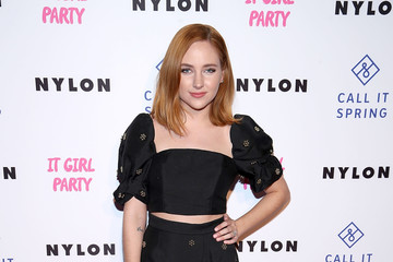 Haley Ramm NYLON's Annual It Girl Party At The Ace Hotel Sponsored By Call It Spring