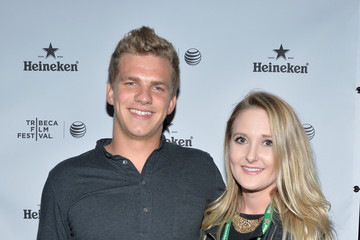"Haley Smith 2014 Tribeca Film Festival After Party For ""X/Y,"" hosted By Heineken, At Parlor"
