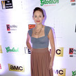 Haley Strode Arrivals at the Creative Coalition VIP Dinner