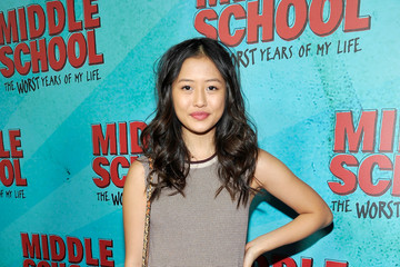 Haley Tju Los Angeles Red Carpet Screening of 'Middle School: The Worst Years of My Life'